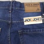 Jack&Jones Denim Pant Back Side