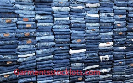 Stock lot or Surplus Garments