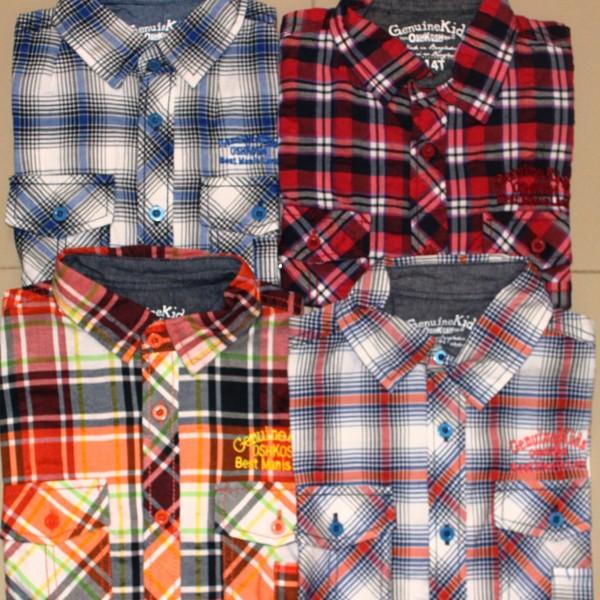 Boys Half-sleeve shirt